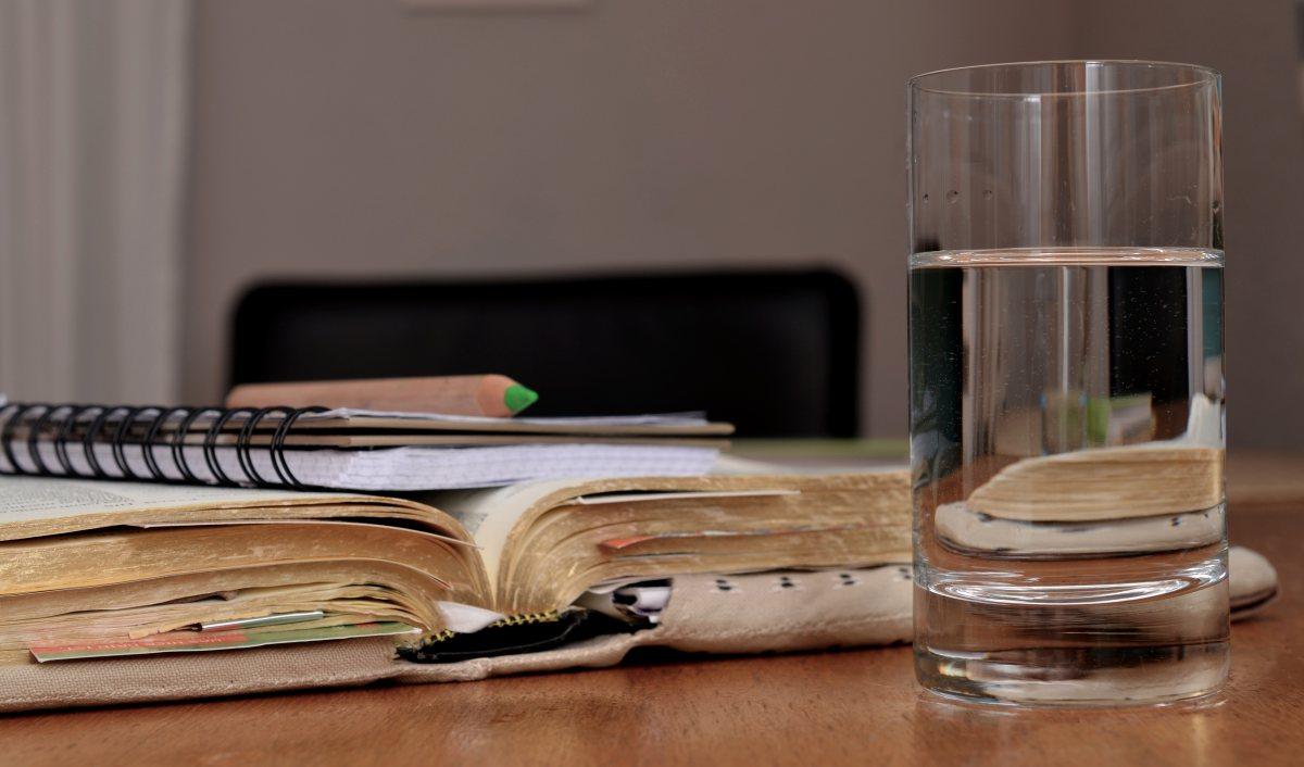 Reasons drinking water at work