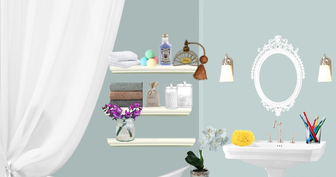 Vintage Bath Decor Tips And Ideas
