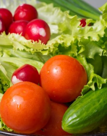 Taste the difference in home grown produce