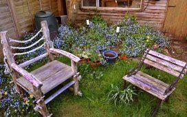 The right garden furniture can make or break a garden